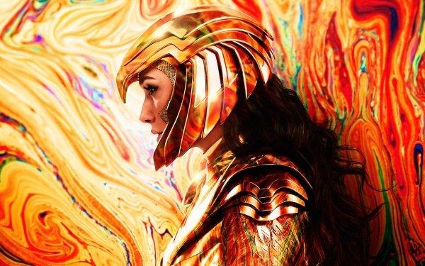 Movie Wonder Woman 1984 Wonder Woman Diana Prince Gal Gadot Armor HD Wallpaper | Background Image