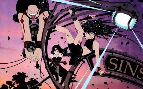 Anime FullMetal Alchemist Fullmetal Alchemist Lust Gluttony Envy HD Wallpaper | Background Image