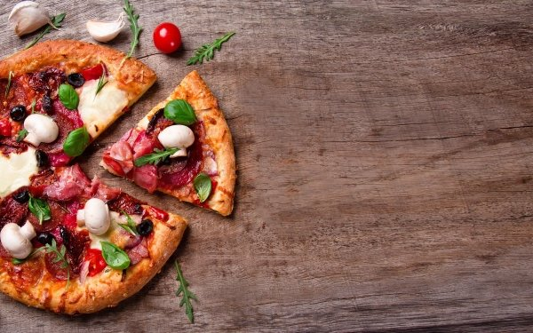 Food Pizza HD Wallpaper | Background Image