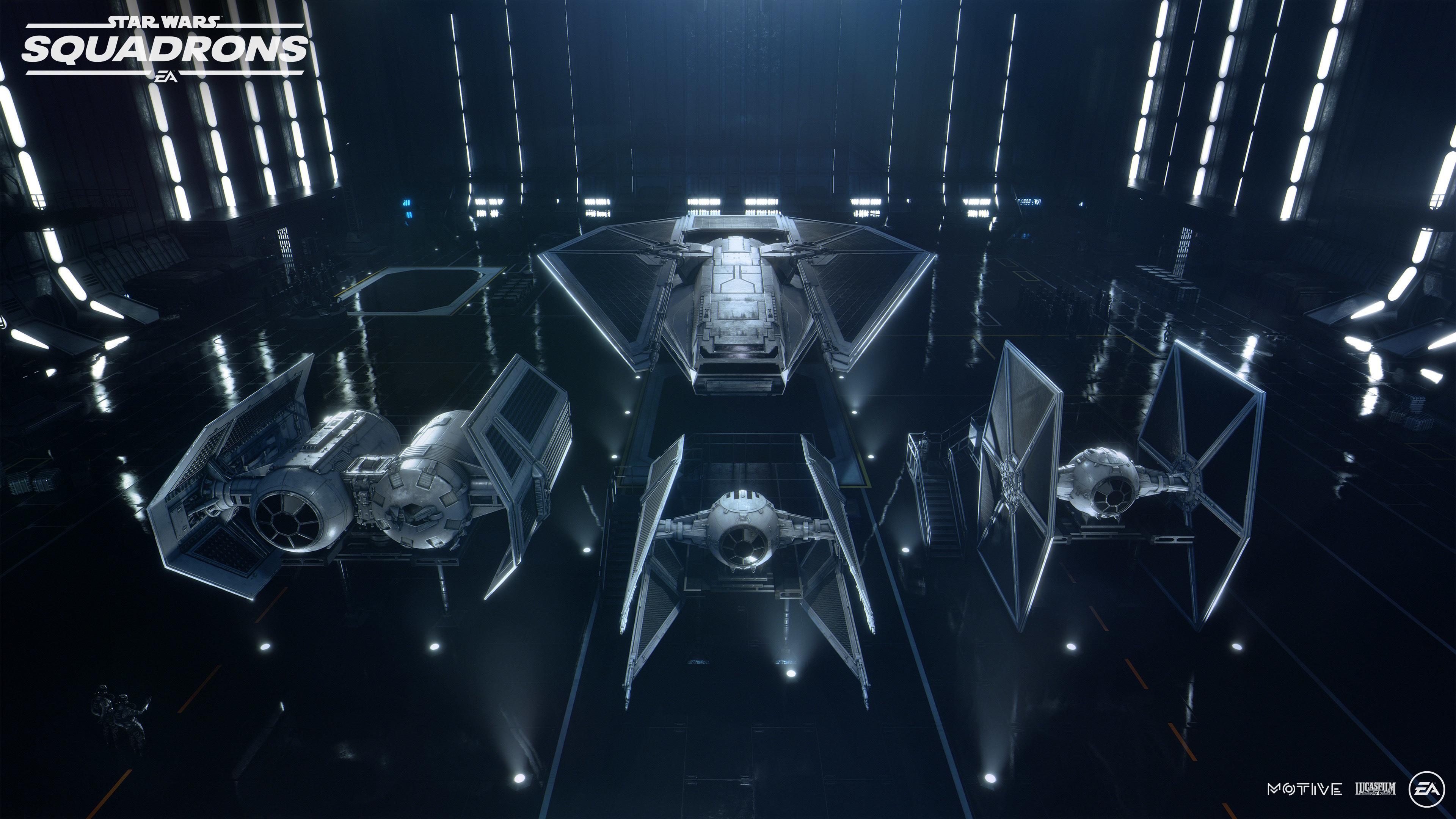 Star Wars Squadrons 4k Ultra Hd Wallpaper Background Image 3840x2160 Wallpaper star wars squadrons 2021 game