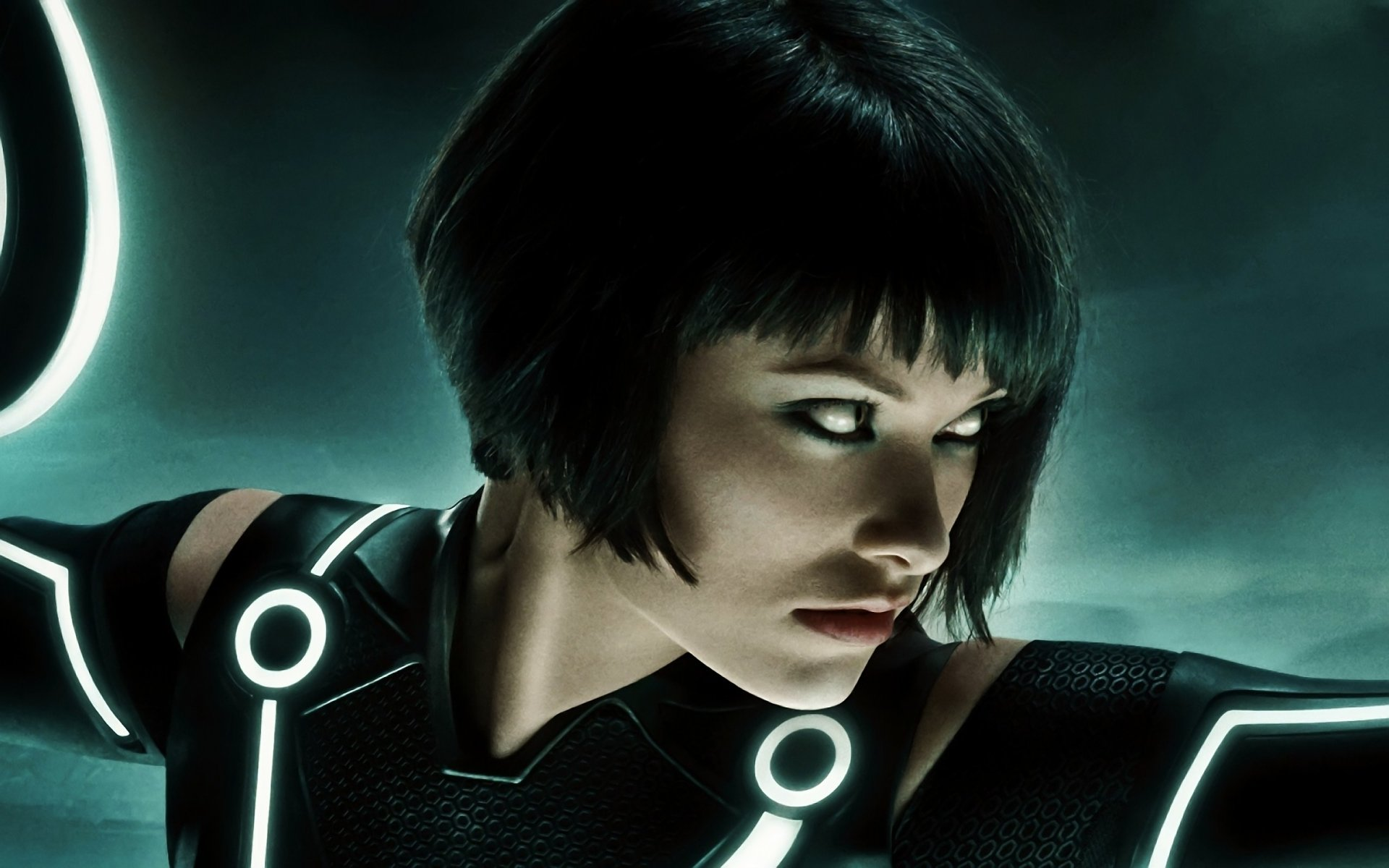 Films - TRON: Legacy  Wallpaper