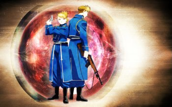 Anime - Fullmetal Alchemist Wallpapers and Backgrounds ID : 108011