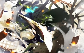 Anime - Black Rock Shooter Wallpapers and Backgrounds ID : 108241
