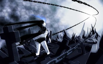 Anime - Black Rock Shooter Wallpapers and Backgrounds ID : 108261