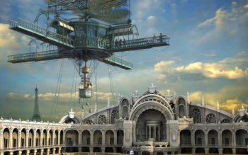 Sci Fi - Steampunk Wallpapers and Backgrounds ID : 108423