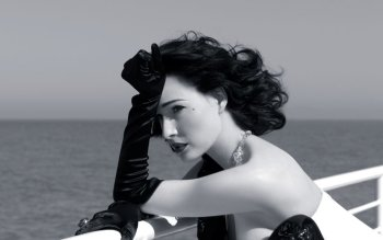Beroemdheden - Dita Von Teese Wallpapers and Backgrounds ID : 108561