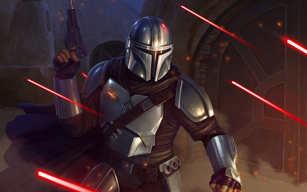 TV Show The Mandalorian Star Wars HD Wallpaper | Background Image