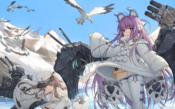 Anime Azur Lane Pamiat Merkuria Tashkent HD Wallpaper   Background Image