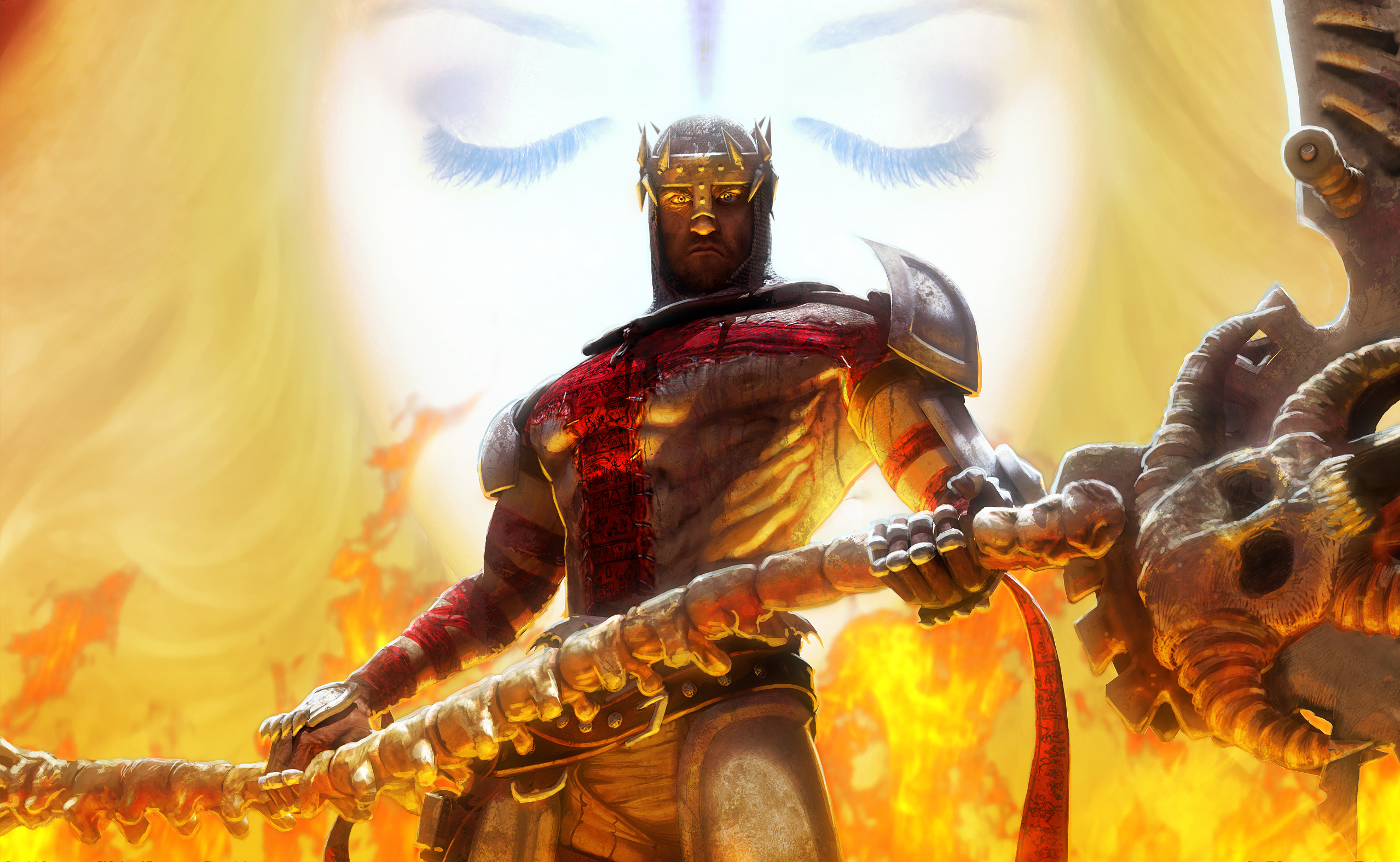 S Hd Image Wallpaper: Dante's Inferno HD Wallpaper