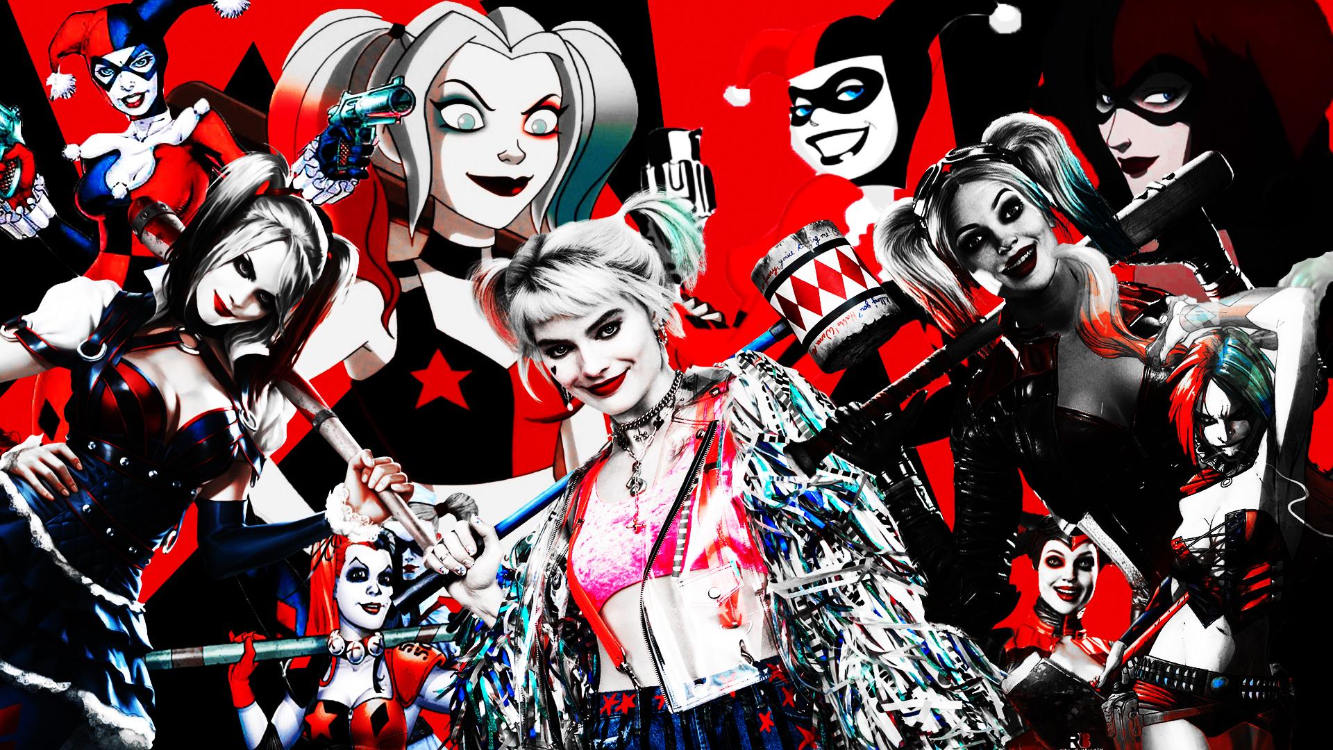 Harley Quinn Wallpaper Hd Wallpaper Background Image 1920x1080 Id 1097068 Wallpaper Abyss