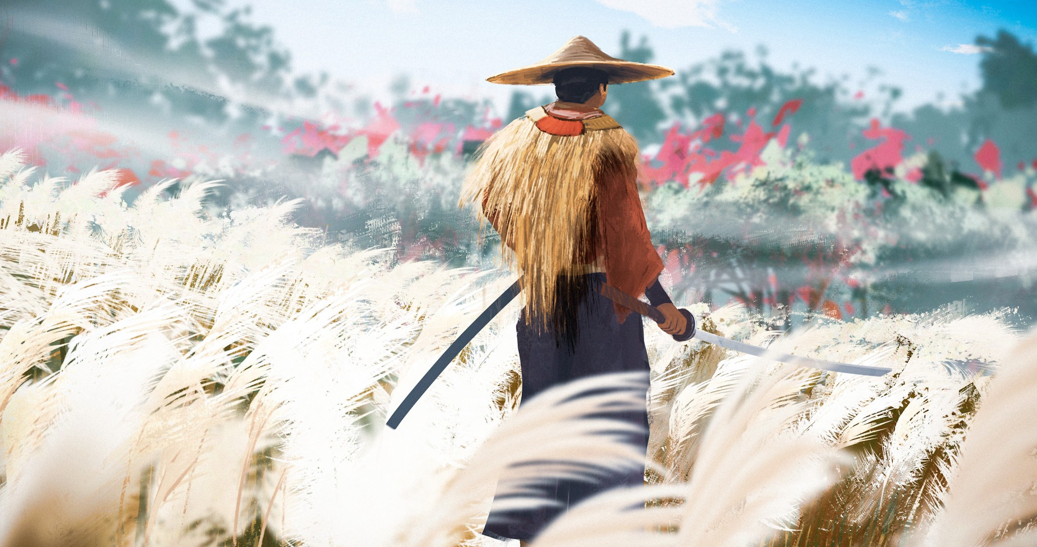 Ghost of Tsushima HD Wallpaper | Background Image ...