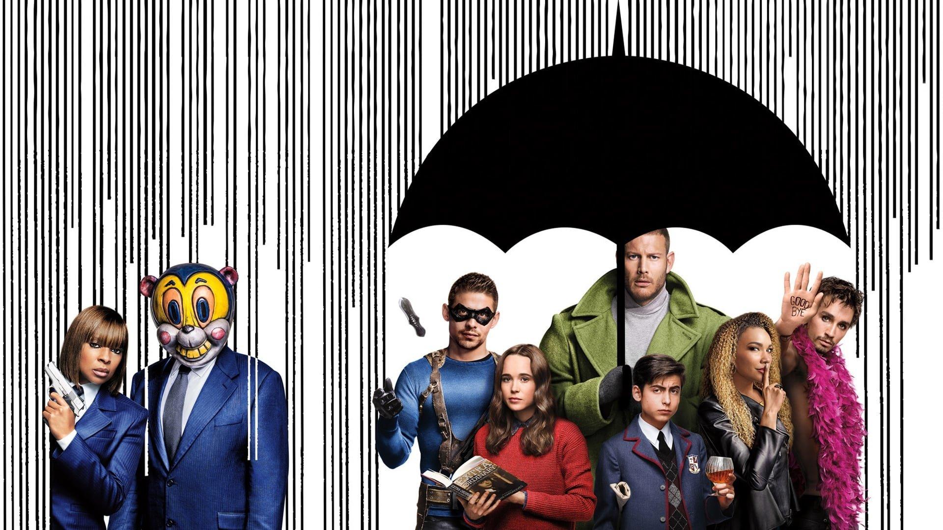 The Umbrella Academy HD Wallpaper   Background Image ...