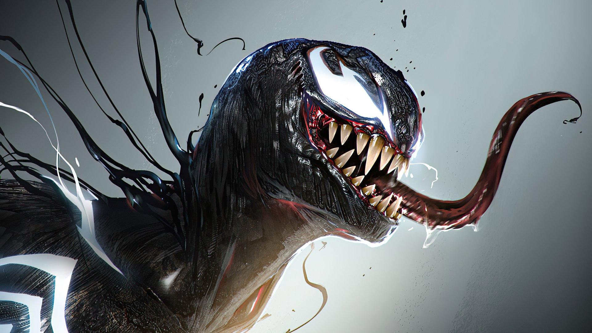 Venom 4k Ultra HD Wallpaper | Background Image | 3840x2160 ...