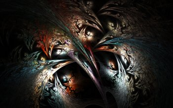 Abstract - Fractal Wallpapers and Backgrounds ID : 109111