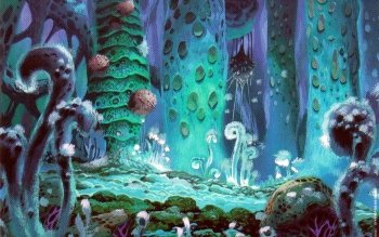 Anime - Nausicaa Of The Valley Of The Wind Wallpapers and Backgrounds ID : 109243