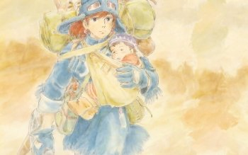 Anime - Nausicaa Of The Valley Of The Wind Wallpapers and Backgrounds ID : 109293