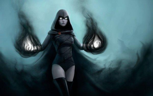 Comics Raven Teen Titans DC Comics HD Wallpaper   Background Image