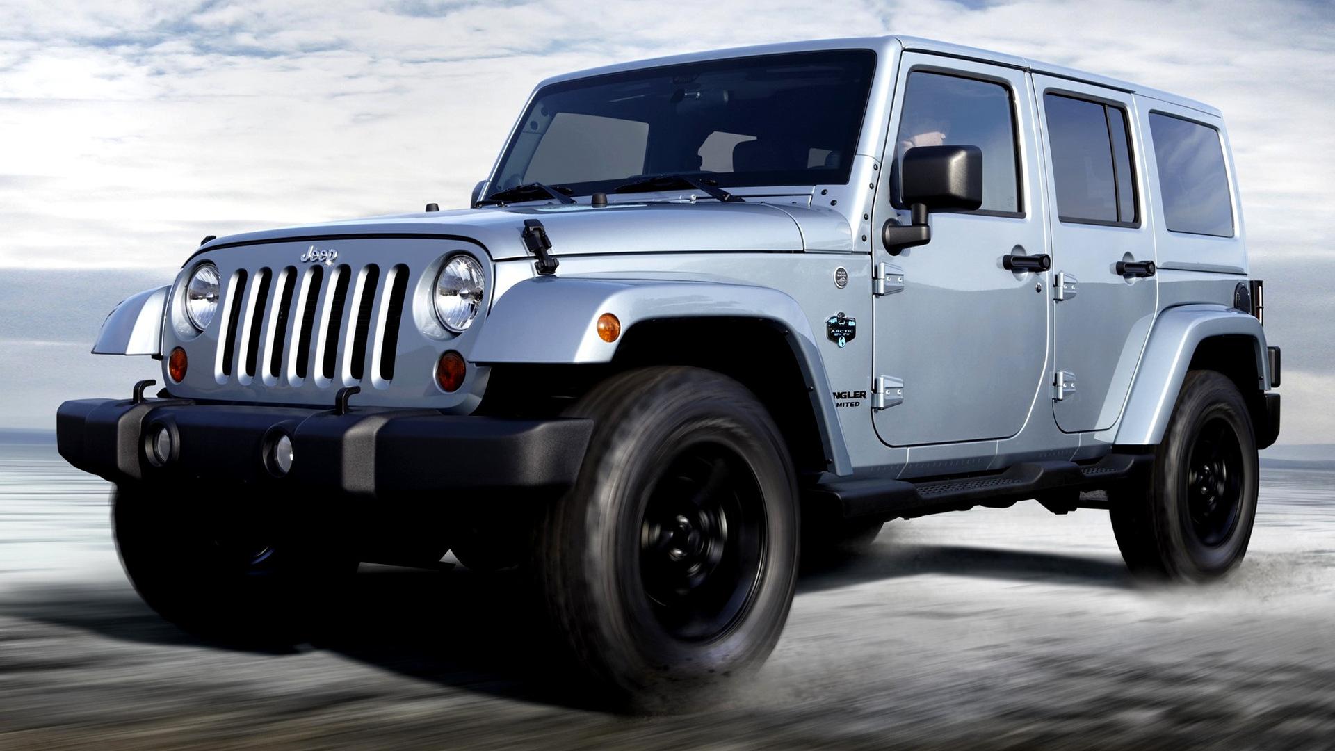 2012 Jeep Wrangler Unlimited Arctic HD Wallpaper ...