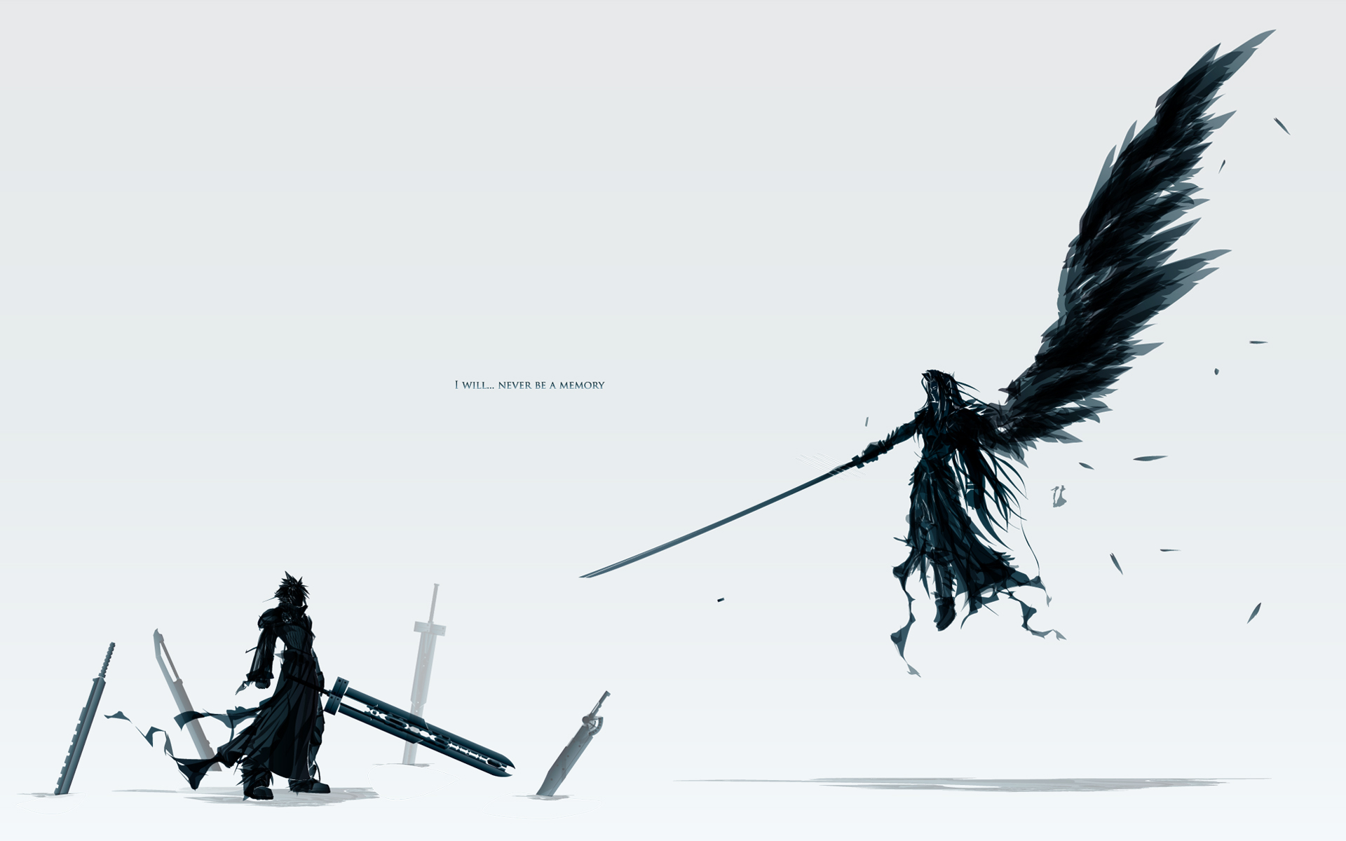 Final Fantasy VII Advent Children Full HD Wallpaper And Background