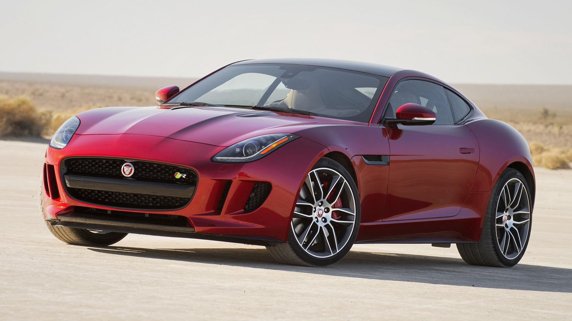 2015 Jaguar F-Type R Coupe HD Wallpaper | Background Image ...
