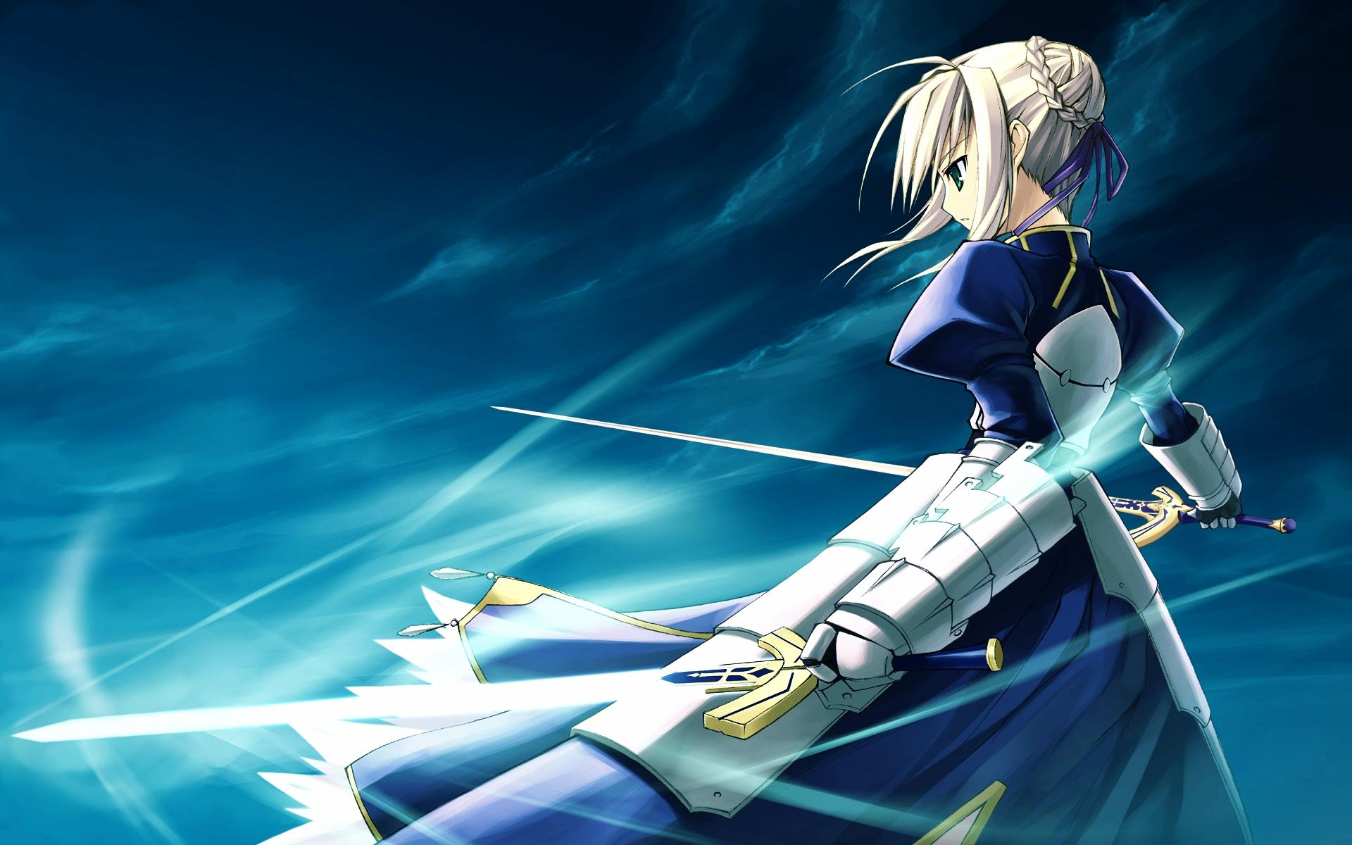 Fate/Stay Night HD Wallpaper