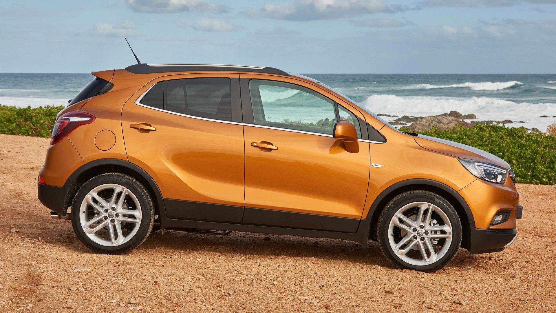 2016 Opel Mokka X Turbo Hd Wallpaper Background Image 1920x1080 Id 1100468 Wallpaper Abyss