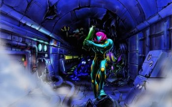 Video Game - Metroid Wallpapers and Backgrounds ID : 110003