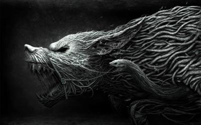 thumbbig-110051 dans fond ecran loup garou