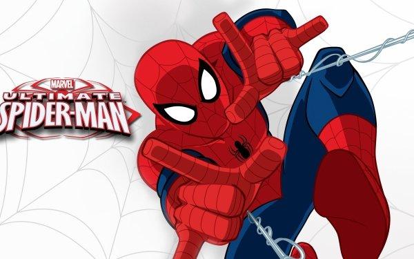 TV Show Ultimate Spider-Man Spider-Man Peter Parker HD Wallpaper | Background Image