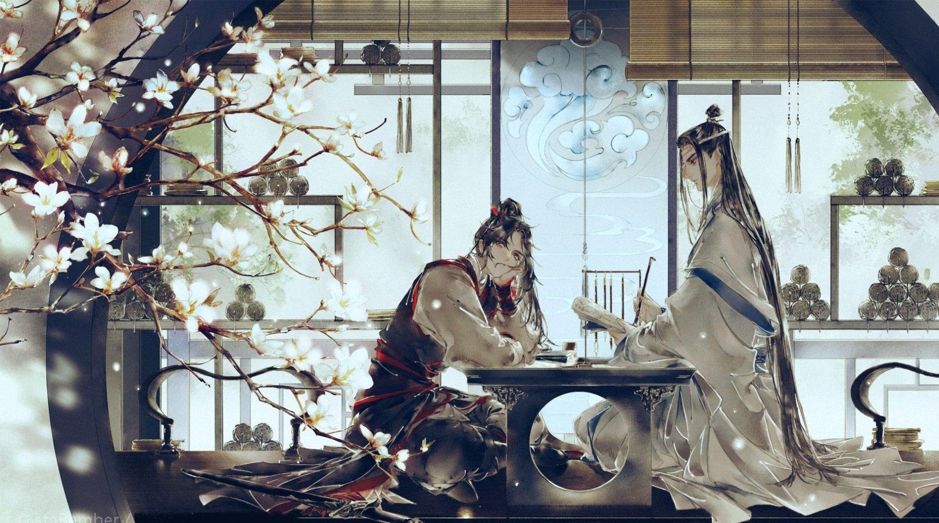 Mo Dao Zu Shi HD Wallpaper | Background Image | 1940x1080 ...