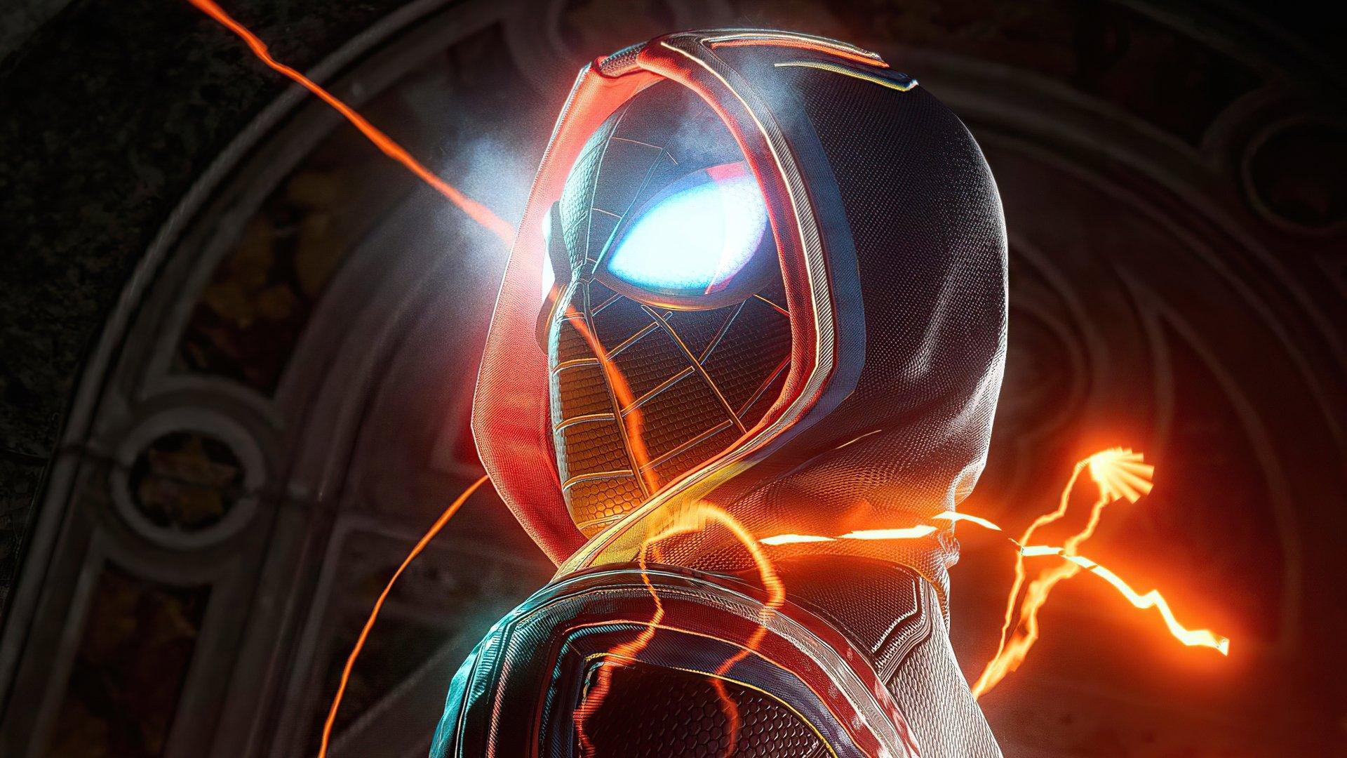 Marvel's Spider-Man: Miles Morales 4k Ultra HD Wallpaper ...