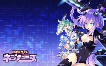 Anime - Hyperdimension Neptunia Wallpapers and Backgrounds ID : 111783
