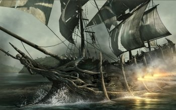 Fantasy - Pirate Wallpapers and Backgrounds ID : 111961