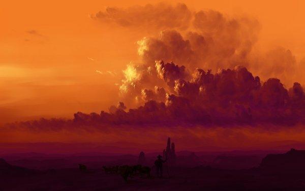 Artistic Sky Cloud HD Wallpaper   Background Image