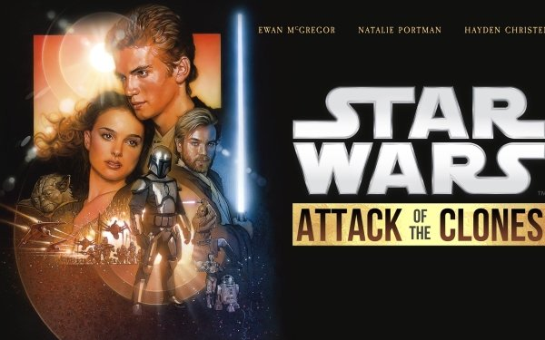Movie Star Wars Episode II: Attack Of The Clones Star Wars HD Wallpaper | Background Image