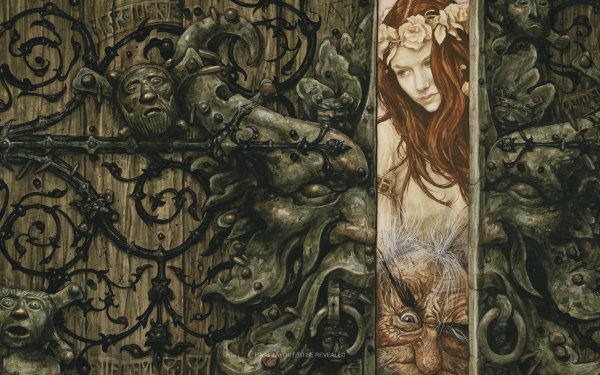 Movie Labyrinth Sarah Williams Hoggle Goblin King HD Wallpaper   Background Image