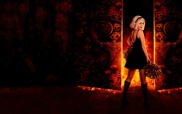 TV Show Chilling Adventures of Sabrina HD Wallpaper | Background Image