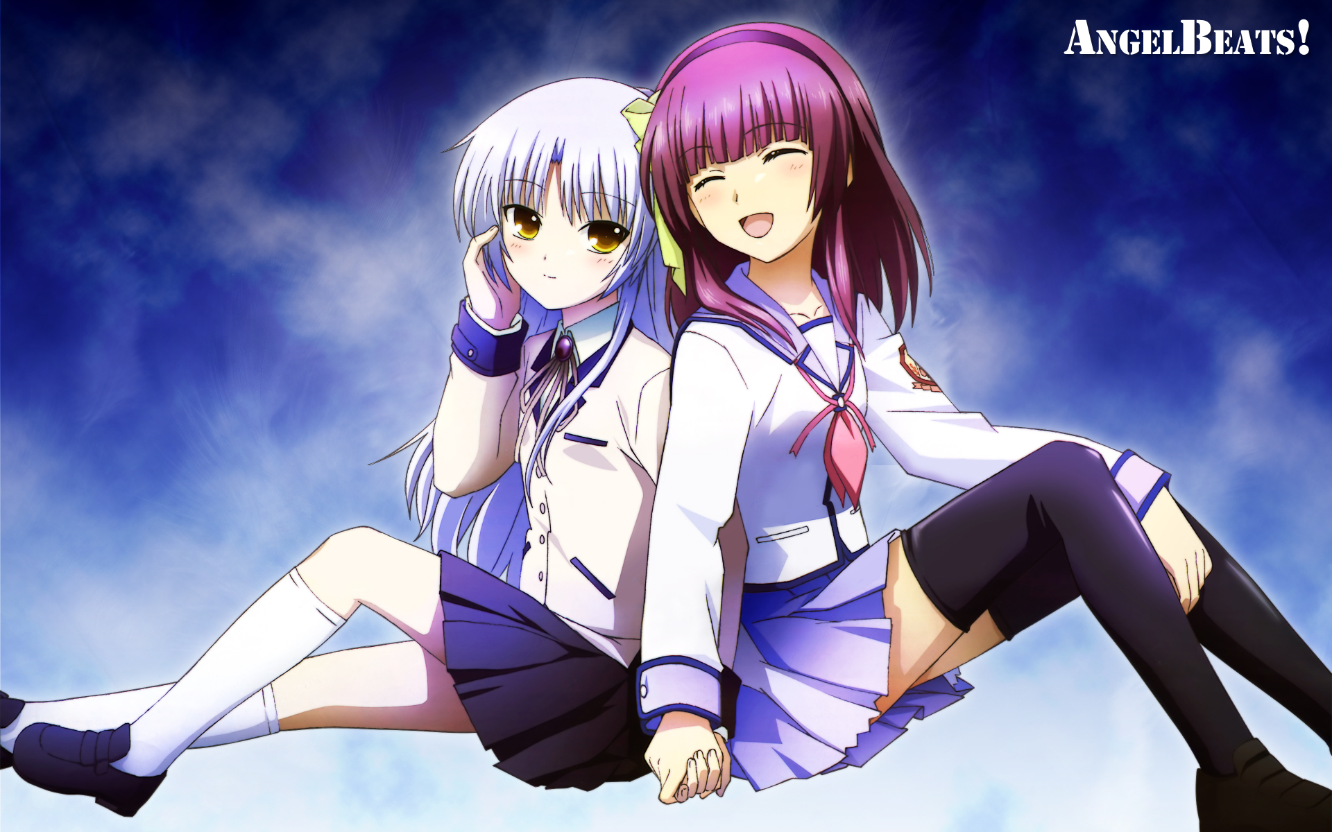 angel beats yuri - photo #37