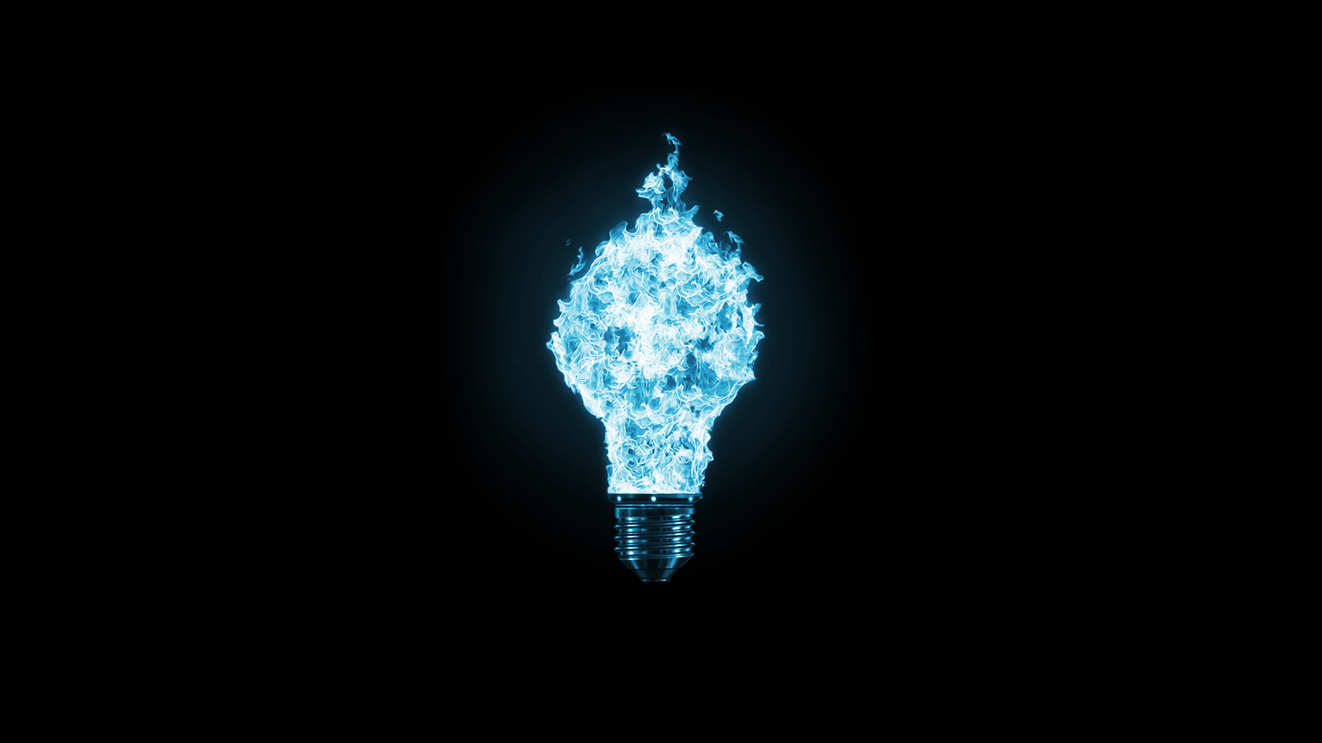 Light Bulb Full Hd Wallpaper And Background 1920x1080 Id 112871