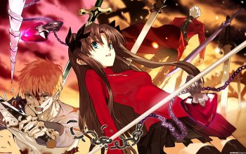 Anime - Fate/Stay Night Wallpapers and Backgrounds ID : 112103