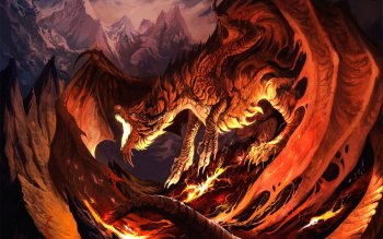 Fantasy - Dragon Wallpapers and Backgrounds ID : 112133
