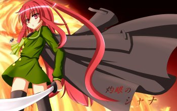 Anime - Shakugan No Shana Wallpapers and Backgrounds ID : 112201