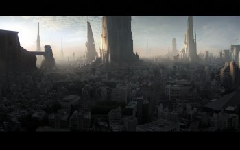 Science-Fiction - Großstadt Wallpapers and Backgrounds ID : 112333