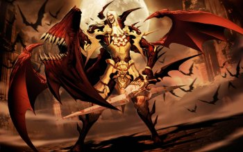 Dark - Demon Wallpapers and Backgrounds ID : 112623