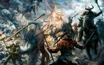 Fantasy - Battle Wallpapers and Backgrounds ID : 112633