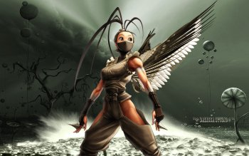 Fantasy - Angel Warrior Wallpapers and Backgrounds ID : 112733