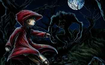 Dark - Werewolf Wallpapers and Backgrounds ID : 112763
