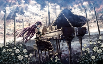 Anime - Vocaloid Wallpapers and Backgrounds ID : 112813