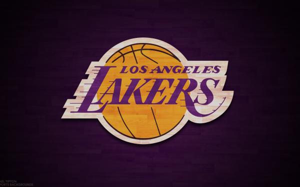 Sports Los Angeles Lakers Basketball NBA Logo HD Wallpaper | Background Image