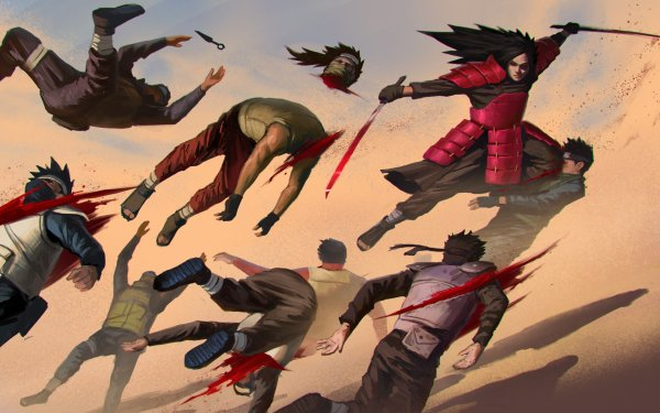 Anime Naruto Madara Uchiha HD Wallpaper   Background Image